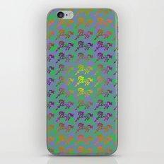 Horse - Pattern 3 iPhone & iPod Skin