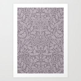 """William Morris """"Acorn"""" 1. Art Print"""