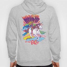 Warrior of the '80s Hoody