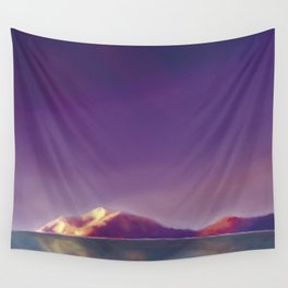 Atardecer Wall Tapestry