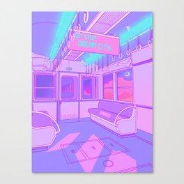 Dream City Canvas Print