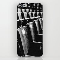 paramore iPhone & iPod Skins featuring Monumentour, 2014 by Danielle Doepke