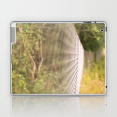 Field fence Laptop & iPad Skin