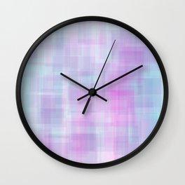 summer winter Wall Clock