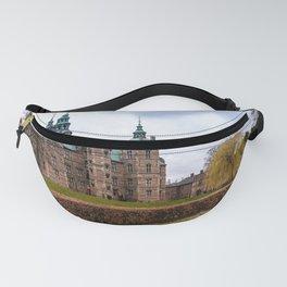 Rosemborg Castle, Copenhagen in Denmark Fanny Pack