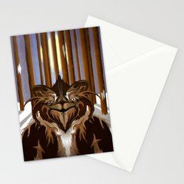Spooky Forest Stationery Cards