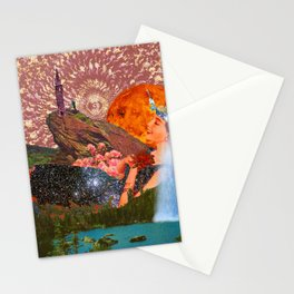 Dream Water Stationery Cards