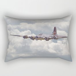 B17- 'Yankee Warrior' Rectangular Pillow