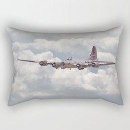 B17- 'Yankee Warrior' Rectangular Pillow