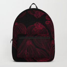 Garlic in Pattern #1 Backpack