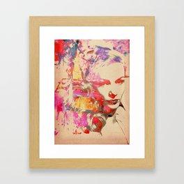 Divas - Veronica Lake Framed Art Print