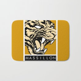 MASSILLON TIGER Bath Mat