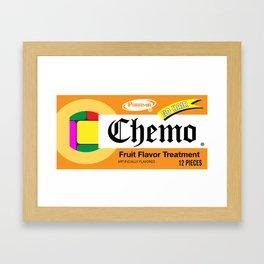 DgM CHEMO Framed Art Print
