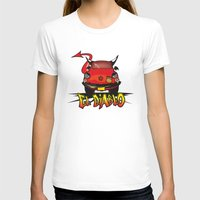 diablo T-shirts featuring El Diablo/hell car by mangulica