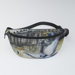 Holy Pigeons Fanny Pack