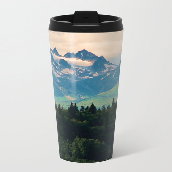 Escaping from woodland heights II Metal Travel Mug