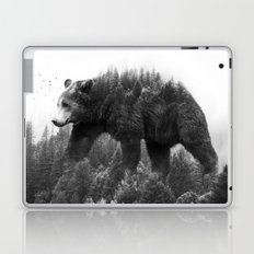 Walking trough the forest Laptop & iPad Skin