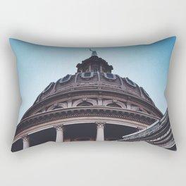 Capitol Building / Austin, Texas Rectangular Pillow