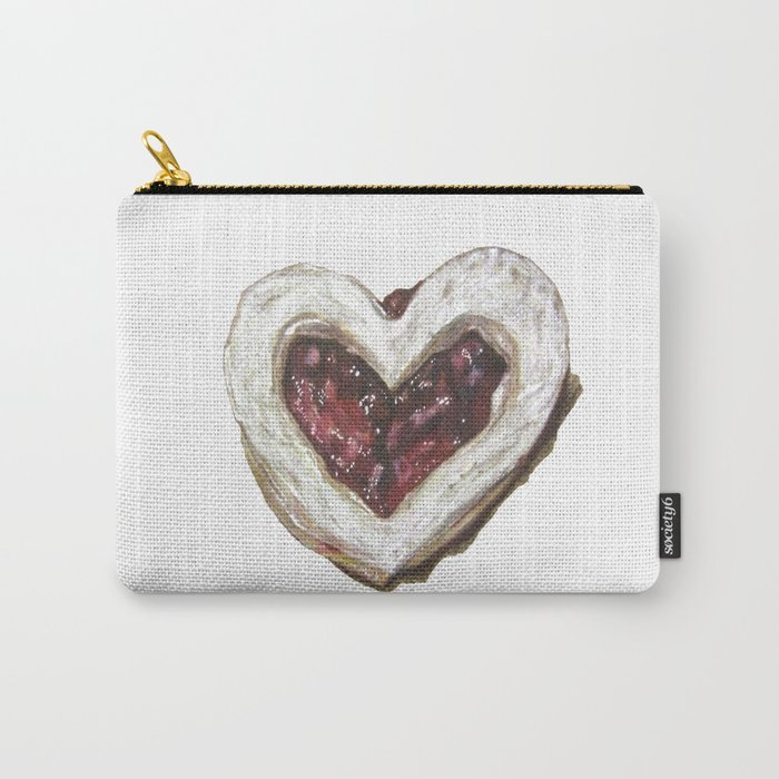 Holiday Love Cookie Carry-All Pouch
