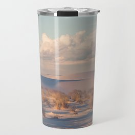Desert Sunset Travel Mug