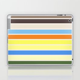The colors of - to to ro Laptop & iPad Skin