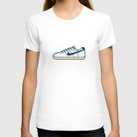 nike T-shirts featuring #55 Nike Cortez by Brownjames Prints