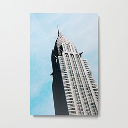 CHRYSLER Metal Print