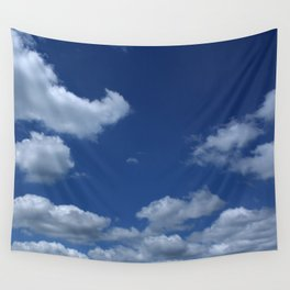 Spring Day in Indiana. Wall Tapestry