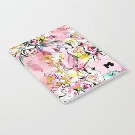 FLORAL ARROW Notebook