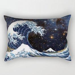 Hokusai & LH95 Rectangular Pillow