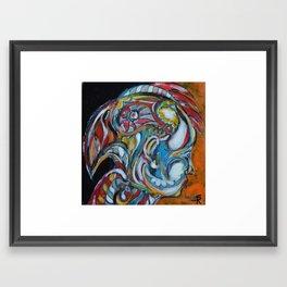 """""""Don't wait for the moment make the moment""""  Framed Art Print"""