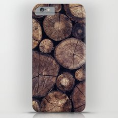 The Wood Holds Many Spirits // You Can Ask Them Now Edit iPhone 6 Plus Slim Case