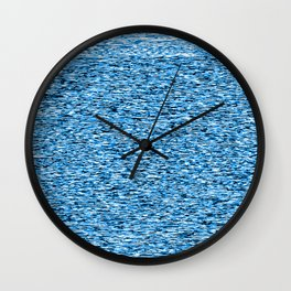 Light Rain Wall Clock