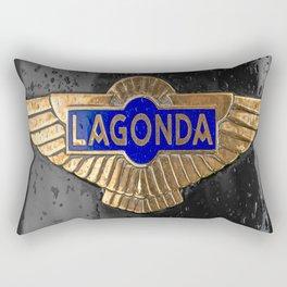Lagonda Rectangular Pillow