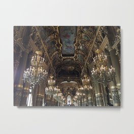 Opera House Metal Print
