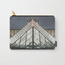 Paris pyramide Louvre 2 Carry-All Pouch