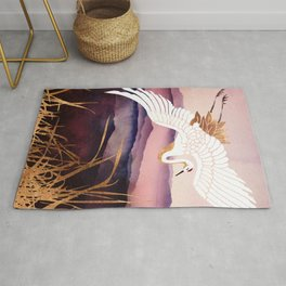Elegant Flight III Rug