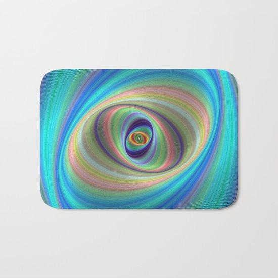 Hypnotic eye Bath Mat