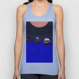 Love animal 263 Unisex Tank Top
