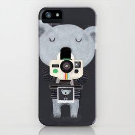 koala cam iPhone Case