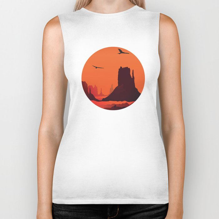 My Nature Collection No. 34 Biker Tank