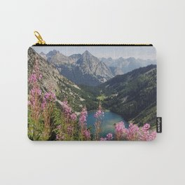 Cascade Summer Wildflowers Carry-All Pouch