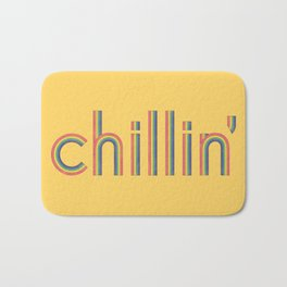 Chillin' Bath Mat