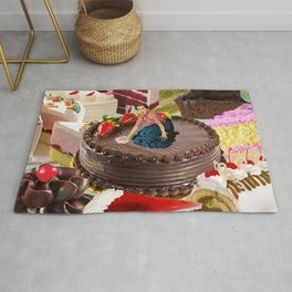 The Cake Factory Rug