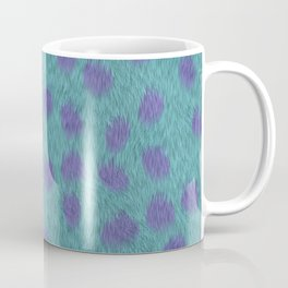 Sully Fur Monsters Inc Inspired Coffee Mug