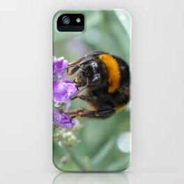 Hello Flower! iPhone Case