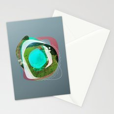 the abstract dream 2 Stationery Cards