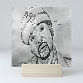 Ceaser Emanuel by Double R Mini Art Print