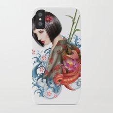 KIMONO iPhone X Slim Case