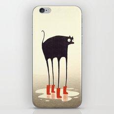 Wellies! iPhone & iPod Skin